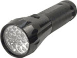 Rothco 884 Black 19 Led Flashlight