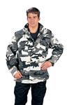 Rothco 8994 8994 Rothco M-65 Field Jacket w/Liner - City Camo