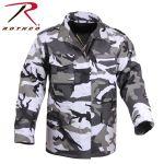 Rothco 8998 8998 Rothco M-65 Field Jacket w/Liner - City Camo