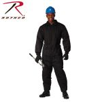 Rothco 9016 9016 Black Insulated Coverall