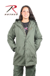 Rothco 9021 Rothco Womens M-51 Fishtail Parka / Olive Drab