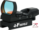 Rothco 902 Firefield Black Reflex Sight