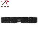 Rothco 9033 9033 9053 GI Style Black Q.R. Pistol Belt