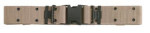 Rothco 9042 9042 9040 New Issue Khaki Marine Corps Style Quick Release Pistol Belt