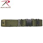 Rothco 9074 9074 9073 Olive Drab Genuine GI New Issue Q.R. Pistol Belt