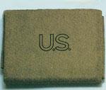 Rothco 9084 Us Stamped 70% Wool Blanket - Olive Drab