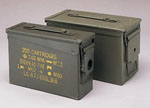Rothco 9095 .30 & .50 Cal. Ammo Cans