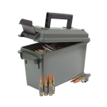 Rothco 9098 Mtm 50 Cal Ammo Can-Plastic-Olive Drab