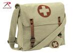 Rothco 9121 9121 Khaki Vintage Medic Bag