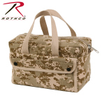 Rothco 91310 Rothco Mechanics Tool Bag - Desert Digital Camo
