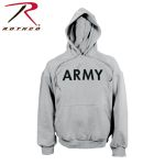 Rothco 9185 9189 Rothco Army Pullover Hooded Sweatshirt