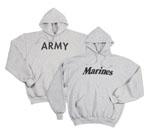 Rothco 9189 9189 9189 Rothco Army Pullover Hooded Sweatshirt
