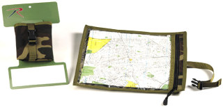 Rothco 9195 Rothco Camouflage Map & Document Case