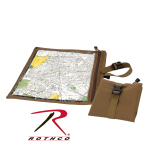 Rothco 9238 Rothco Map & Document Case - Coyote