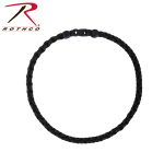 Rothco 92550 Rothco Paracord Necklace - Black