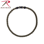 Rothco 92660 Rothco Paracord Necklace - Olive Drab