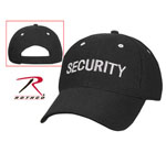 Rothco 9275 'security' Air Mesh Low Profile Insignia Cap