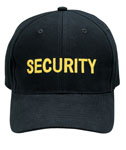 Rothco 9284 Black With Gold Security Cap