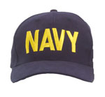 Rothco 9290 ''navy'' Low Profile Insignia Cap