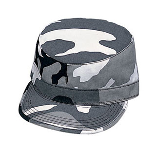 Rothco 9322 Rothco City Camo Fatigue Caps