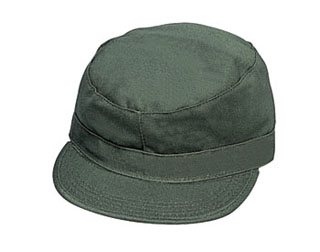Rothco 9336 9336 Polyester/Cotton Ultra Forcetm Olive Drab Fatigue Caps