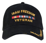 Rothco 9338 Deluxe Low Profile Cap - Iraqi Freedom