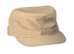 Rothco 9341 Rothco Khaki Fatigue Caps