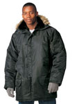 Rothco 9390 Rothco ® Black N-3b Snorkel Parka