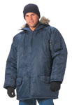 Rothco 9394 9394 Ultra Force Navy Blue N-3b Parka