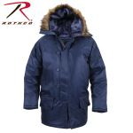 Rothco 9396 9396 9394 Ultra Force Navy Blue N-3b Parka