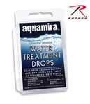 Rothco 9428 Aquamira Water Treatment Kit