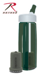 Rothco 9498 Aquamira Tactical Water Bottle Filter