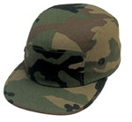 Rothco 9500 Camouflage Street Caps