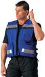 Rothco 9521 Blue E.M.S. Rescue Vest