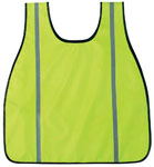 Rothco 9526 High Visibility Oxford Neon Green Safety Vest