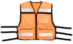 Rothco 9561 Orange Rescue / Safety Vest