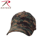 Rothco 96007 Rothco Kids Low Profile Cap - Woodland Digital