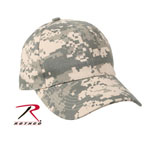 Rothco 9607 Kid's ACU Digital Camo Low Profile Cap