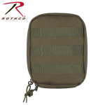 Rothco 9623 Rothco Pouch - Molle Tactical First Aid / Od