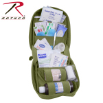 Rothco 9625 Rothco Molle Tactical First Aid Kit - Od