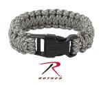 Rothco 964 Rothco Deluxe Paracord Bracelet - Foliage Camo