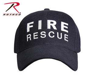 Rothco 9655 ''fire Rescue'' Low Profile Cap