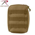 Rothco 9703 Rothco Pouch - Molle Tactical First Aid /Coyote