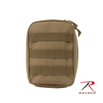 Rothco 9704 Rothco Molle Tactical First Aid Kit - Coyote