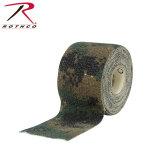 Rothco 9715 *mcnett Camo Form-Woodland