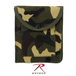 Rothco 9801 Rothco Utility Pouch - Camouflage