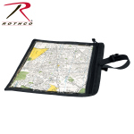 Rothco 9838 Rothco Map & Document Case - Black