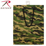 Rothco 9904 Large Gift Bag - Woodland Camo And Pink Camo