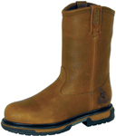 Rocky Ride Steel Toe Waterproof Wellington Boots