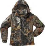 RS  607105 Rocky Junior Prohunter Waterproof Insulated Hooded Jacket
